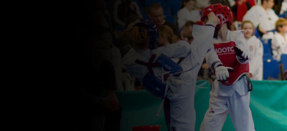 Full Contact Taekwondo Sparring Classes